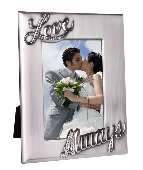 Zinc Alloy Photo Frame